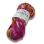 Lang Yarns Andina color laine alpaga